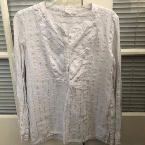 GAP Linen Tunic-- Only Worn Once